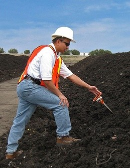Biosolids, Compost