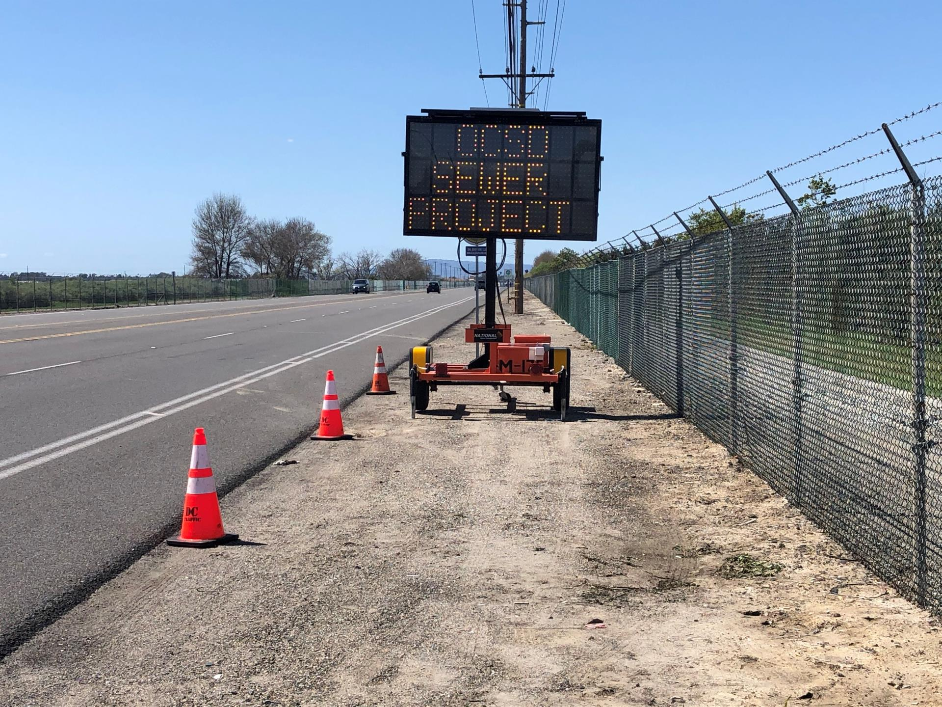 OCSD Sewer Project Message Board